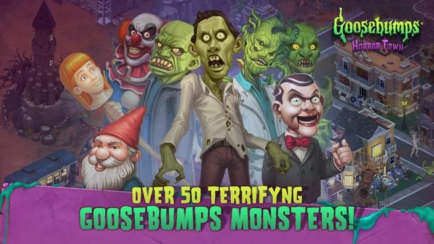 可怕的怪物城游戏中文最新版(Goosebumps)图片1